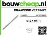 draadeind m12 din975