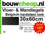 """Vloertegels """"Belgisch Hardsteen Look"""" 30x60_"""