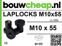 Laplocks M10 x 55mm