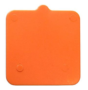 Drukplaat zonder sleuf 2mm (240st.)