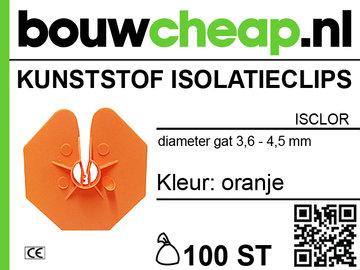 Isolatieclip (100 st.)