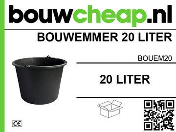 Bouwemmer 20 liter