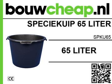 Speciekuip 65 liter