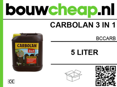 Carboleum 3 in 1
