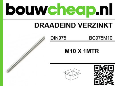 draadeind m10 din975