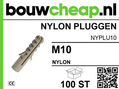 Nylon plug M10